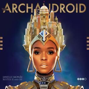 The Archandroid - Vinile LP di Janelle Monae