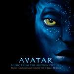 Cover della colonna sonora del film Avatarv