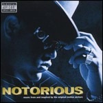 Cover CD Colonna sonora Notorious