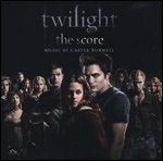 Cover CD Colonna sonora Twilight