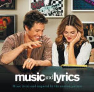 CD Scrivimi Una Canzone (Music and Lyrics) (Colonna sonora)