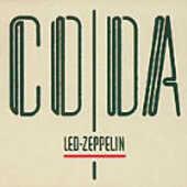 CD Coda Led Zeppelin