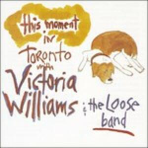 This Moment - CD Audio di Victoria Williams