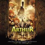 Cover CD Arthur e il popolo dei Minimei