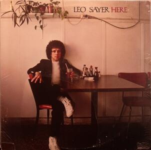 Here - Vinile LP di Leo Sayer