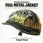 Cover CD Colonna sonora Full Metal Jacket