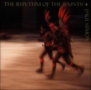 The Rhythm of the Saints - CD Audio di Paul Simon
