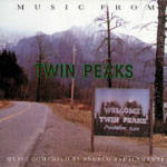 Cover CD Colonna sonora Twin Peaks