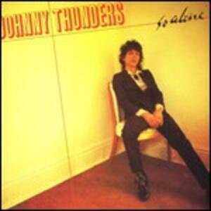 So Alone - CD Audio di Johnny Thunders