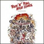 Cover CD Colonna sonora Rock'n'Roll High School