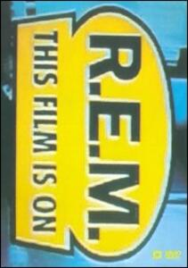 REM. This Film Is On - DVD