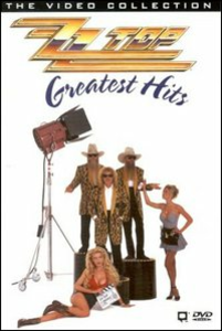 Film ZZ Top. Greatest Hits