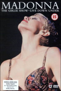 Film Madonna. The Girlie Show. Live Down Under Christopher Ciccone