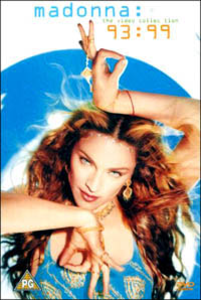 Film Madonna. The Video Collection 1993 - 1999
