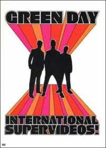 Green Day. International supervideos - DVD