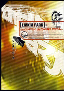 Linkin Park. Frat Party At The Pankake Festival - DVD