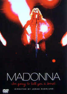 Madonna. I'm Going To Tell You A Secret - DVD