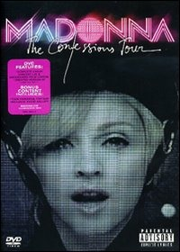Locandina Madonna. The Confession Tour