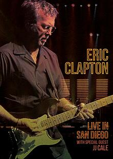 Eric Clapton. Live in San Diego. Eith Special Guest JJ Cale (DVD) - DVD