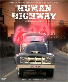Neil Young. Human Highway di Dean Stockwell,Neil Young - DVD