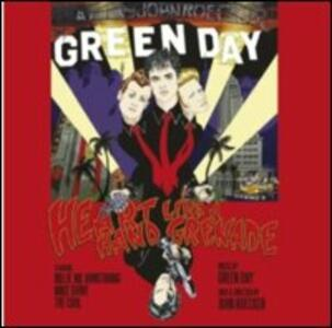 Green Day. Heart Like A Hand Grenade - DVD