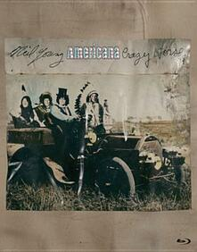 Neil Young & Crazy Horse. Americana - Blu-ray