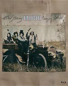 Neil Young & Crazy Horse. Americana (Blu-ray) - Blu-ray di Neil Young,Crazy Horse