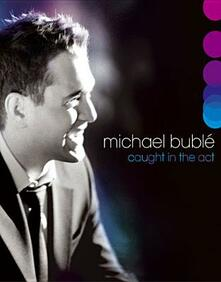 Michael Bublè. Caught in the Act - Blu-ray
