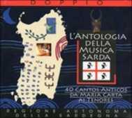 CD Antologia della musica sarda