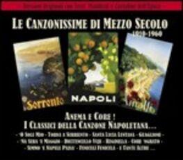 CD Anema e core! I classici della canzone napoletana