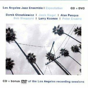 Expectation - CD Audio di Los Angeles Jazz Ensemble