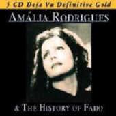 CD The History of Fado Amalia Rodrigues