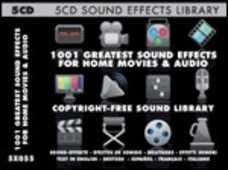 CD 1001 Effetti sonori