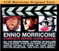 CD Complete Sergio Leone Movies (Colonna Sonora) Ennio Morricone