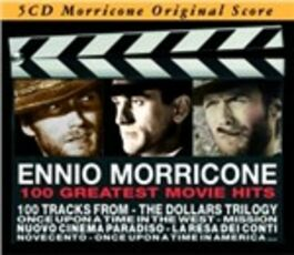 CD 100 Greatest Movie Hits (Colonna Sonora) Ennio Morricone