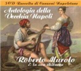 CD Antologia della vecchia Napoli. Roberto Murolo e la sua chitarra Roberto Murolo