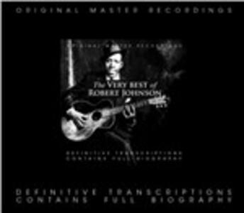 The Very Best of - CD Audio di Robert Johnson