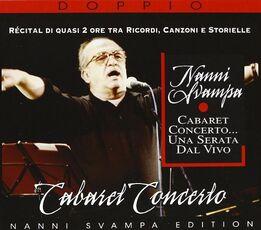 CD Cabaret Concerto Nanni Svampa