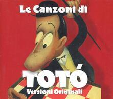 Le canzoni di Totò (Versioni originali) - CD Audio di Totò