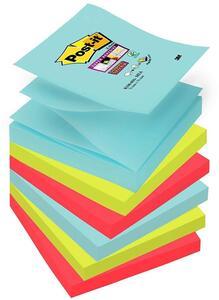 Foglietti Post-It Super Sticky Z-Notes Per Dispenser