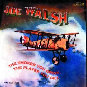Smoker You Drink, the Play - CD Audio di Joe Walsh