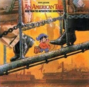 An American Tail (Colonna Sonora) - CD Audio