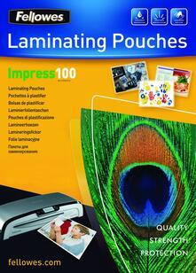 Fellowes 5351205 pellicola per plastificatrice 100 pezzo(i)