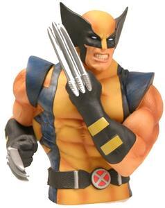 Busto Salvadanaio Wolverine - 2