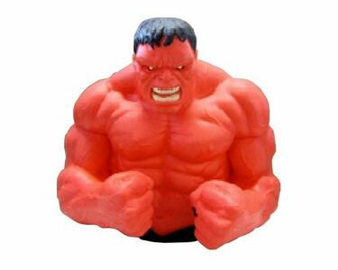 Marvel: The Red Hulk Bust Bank - 2