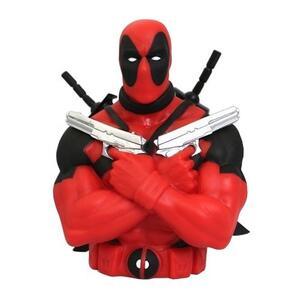 Salvadanaio Deadpool. Bust Bank Guns - 2