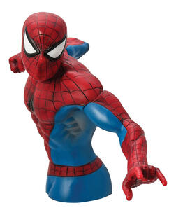 Salvadanaio Spider-Man. Bust Bank - 2