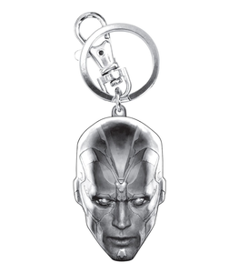 Idee regalo Portachiavi Avengers. Vision in Peltro TimeCity