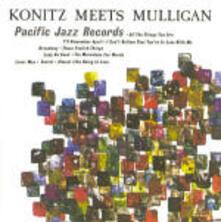 Konitz meets Mulligan - CD Audio di Gerry Mulligan,Lee Konitz