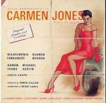 Cover CD Colonna sonora Carmen Jones